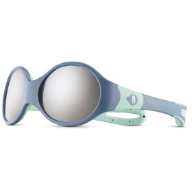 Julbo Loop L Spectron 4 Zonnebril Kinderen, blue grey/blue/grey flash silver